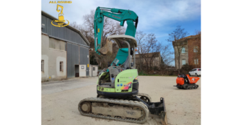 Escavatore Yanmar B4-6 libetti all round