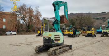 Escavatore Yanmar B3-6 Libetti ALL ROUND