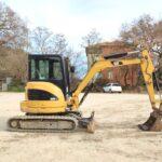 Escavatore Caterpillar 304D Libetti