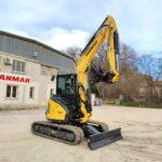 Escavatore Yanmar Vio57-6 Libetti
