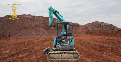 Escavatore Kobelco SK30UR-5 Libetti