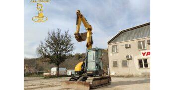 Escavatore Yanmar B7-5 Libetti