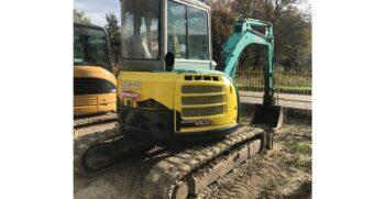 Escavatore Yanmar Vio40-5 Libetti