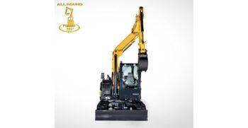 Escavatore Yanmar B7-6 Libetti