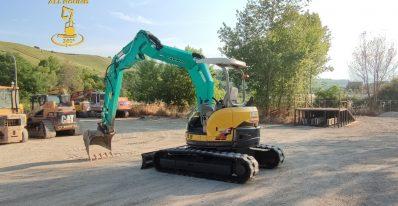 Escavatore Yanmar B6-6 Noleggio Libetti