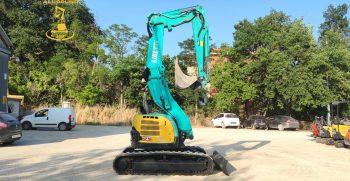Escavatore Yanmar B6-6 Libetti